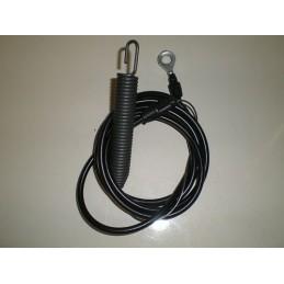 câble d'enclenchement de lames