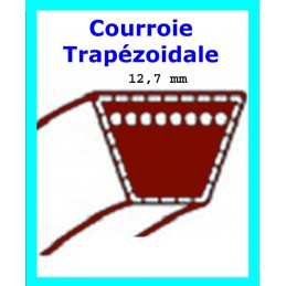 courroie pour jonsered LTH16