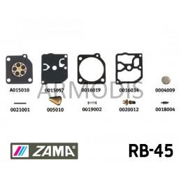 kit de réparations Zama...