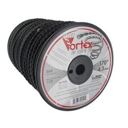 fil vortex en coques