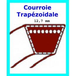 courroie de coupe pour edenparc EP 155/107