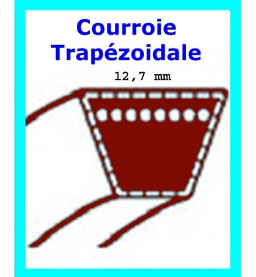 courroie pour jonsered LTH13