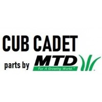 courroies pour autoportée CUB CADET